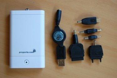 Cargador USB de Proporta