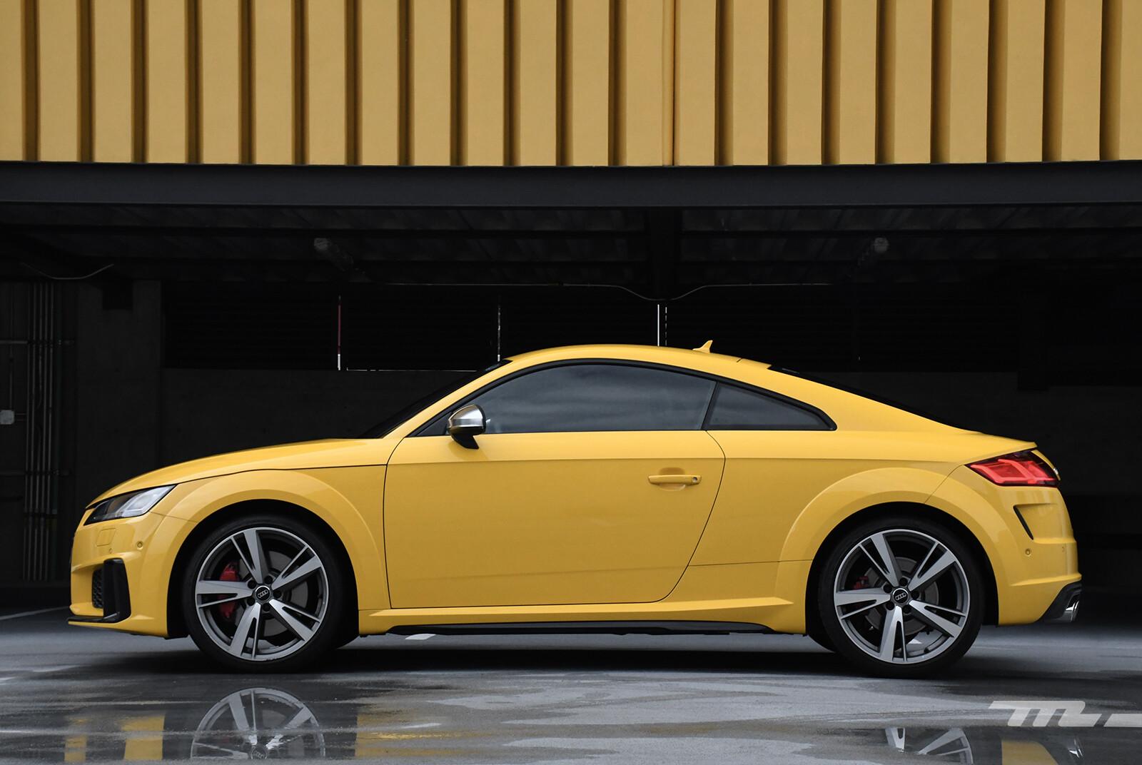 Foto de Audi TTS (prueba) (8/29)