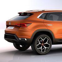 Cupra Terramar podría ser el nombre del SUV coupé de la marca