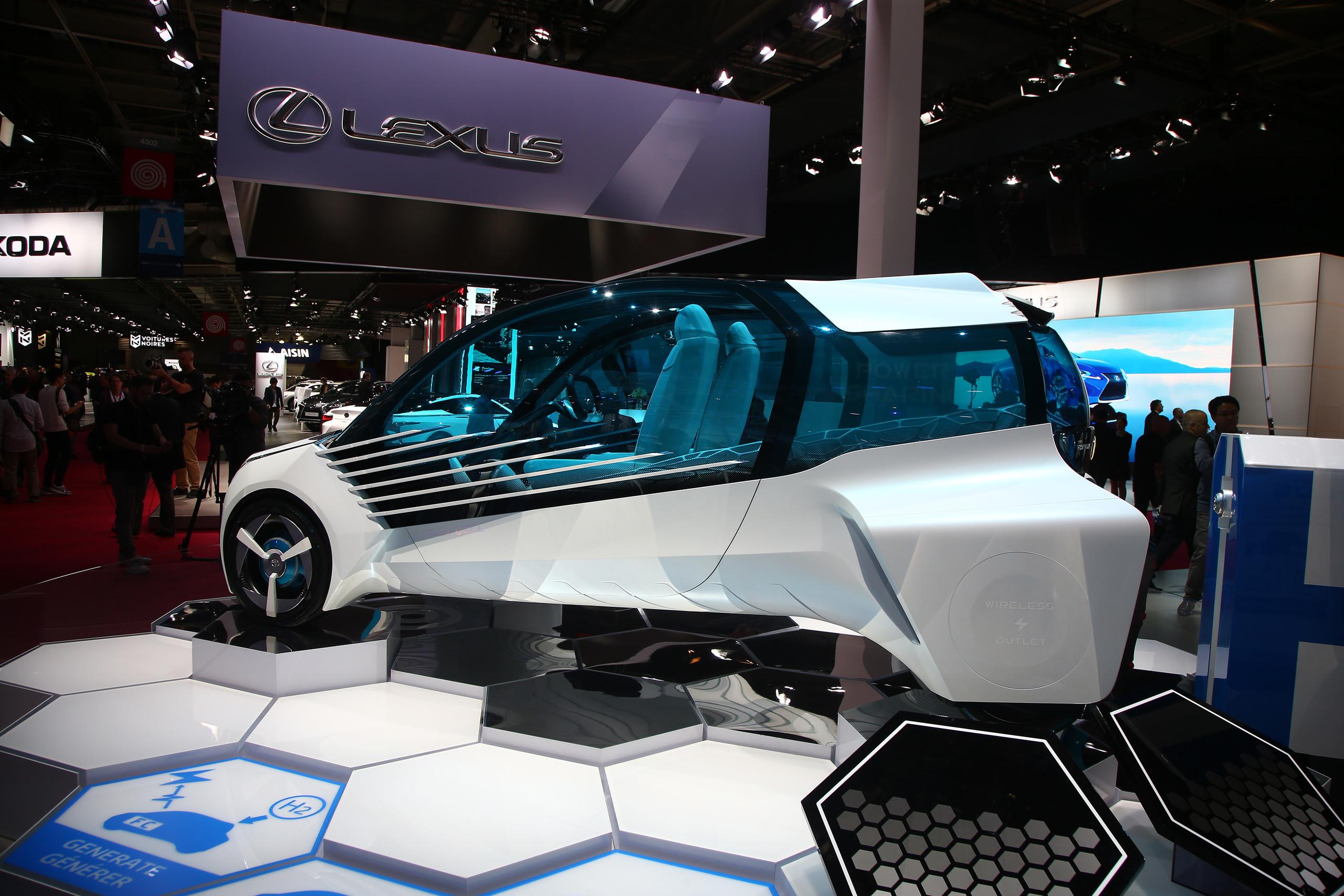 Foto de Novedades de Toyota en el Salón Internacional del Automóvil de París (13/17)