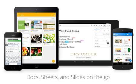 Google Docs ahora nos permite insertar enlaces, y mejora su compatibilidad con Office