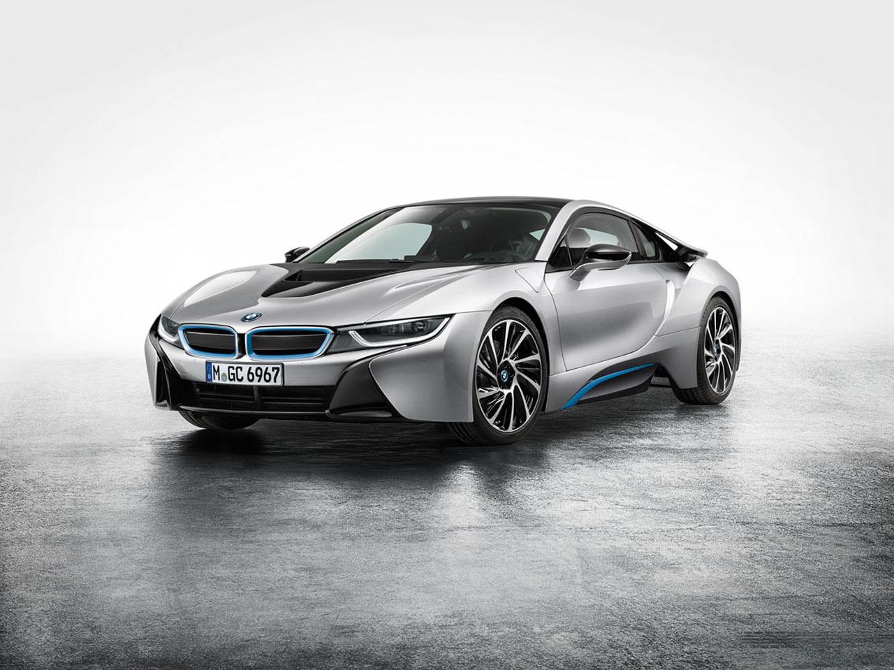 Foto de BMW i8 (5/124)