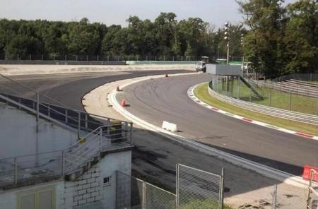La Parabólica de Monza se suma a la moda de las escapatorias de asfalto