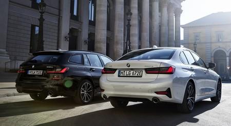 BMW presentará cuatro versiones híbridas enchufables del Serie 3 en Ginebra