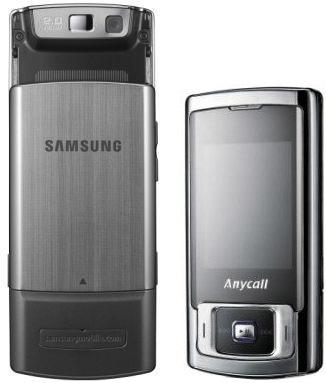 Samsung F268, el móvil más ecológico según Greenpeace