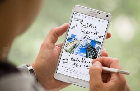 ¿Por qué casi nadie le sigue la estela a Samsung con sus Note y sus stylus?