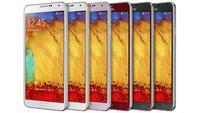 Galaxy Note 3 llega a 10 millones de dispositivos enviados
