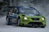 Gronholm gana el rally de Suecia