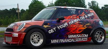 El Mini más rápido del mundo