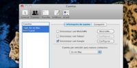 Mejoras en la sincronización de contactos entre Gmail y Snow Leopard