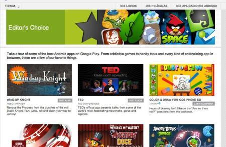 editor choice google play