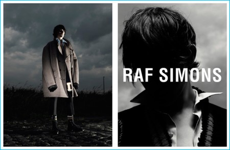 Raf Simons 2016 Fall Winter Campaign 002