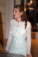 El look de Carlota Casiraghi en la boda civil de Alberto de Mónaco y Charlene Wittstock
