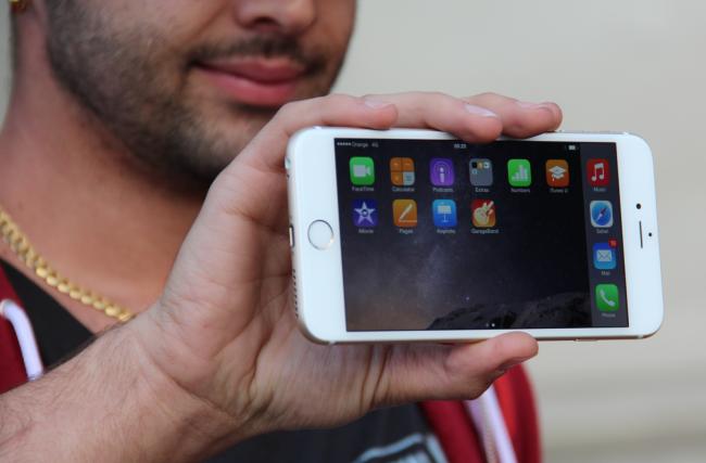 El iPhone 6 ya ha llegado: así hemos vivido su lanzamiento en Barcelona