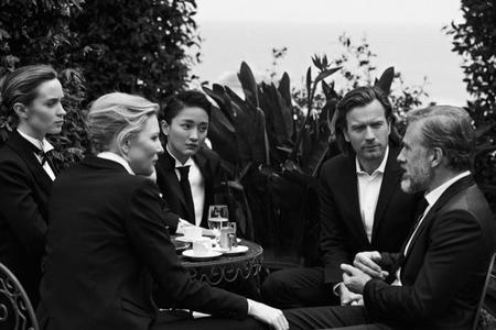 Campaña por Peter Lindbergh Portofino Midsize Collection 2014