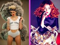 Y en la lista de BFF poco recomendables... ¡Miley Cyrus y Lindsay Lohan!