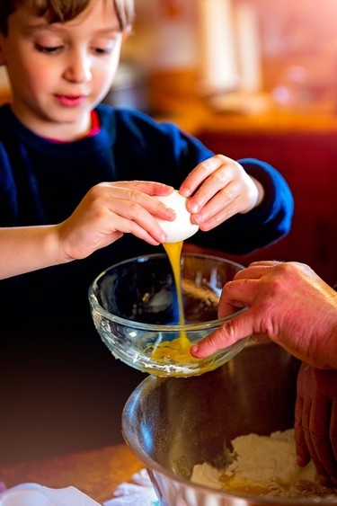 ¿Por qué es importante acercar los niños a la gastronomía?