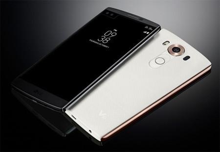 LG V10 llegará a México antes de finalizar este año acompañado de un nuevo equipo gama media-alta