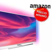 Más barata que nunca en Amazon: las 65 pulgadas con Ambilight de la Philips 65PUS7354/12, ahora por sólo 709,99 euros