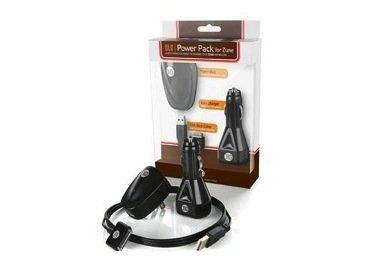 PowerPack para Zune, carga tu reproductor en cualquier lado