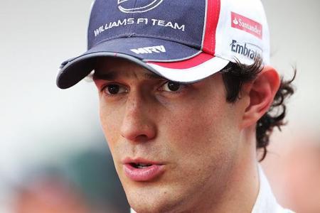 Bruno Senna sería sustituido por Valtteri Bottas