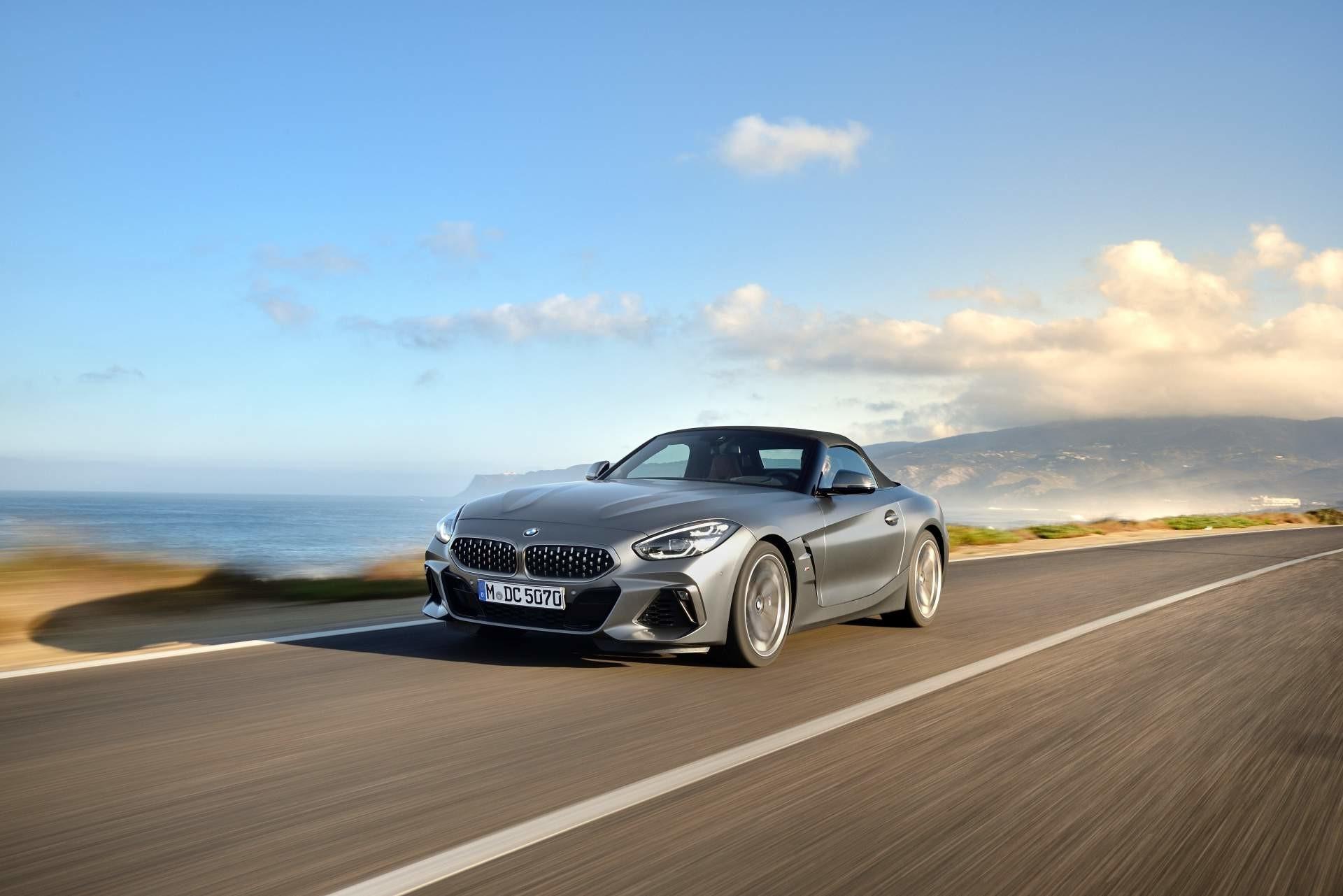 Foto de BMW Z4 M40i 2019 (11/84)