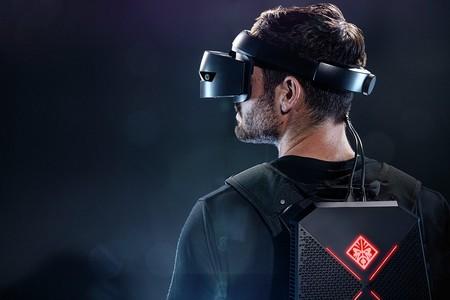 HP también quiere ser protagonista en el mercado de la Realidad Mixta y ya ofrece sus gafas RV en reserva