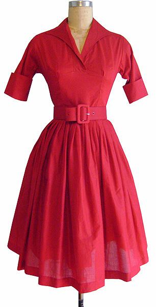Trashy Diva, vestidos estilo años 50