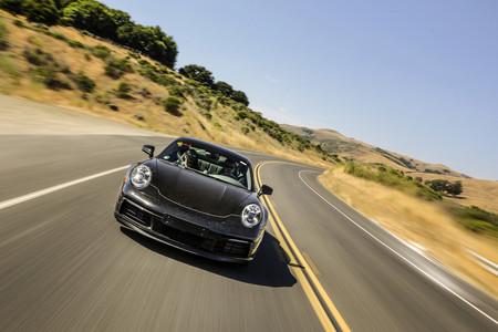 Porsche 911 2019, mulas de pruebas