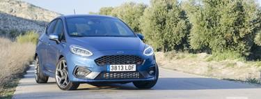 Probamos el Ford Fiesta ST: todo un coche deportivo a escala con 200 CV y un comportamiento chispeante