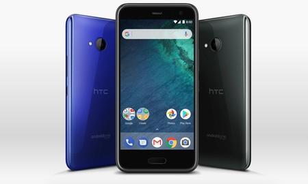 HTC U11 Life: el Android One más potente llega con resistencia al agua y bordes estrujables