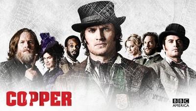 'Copper', cancelada por BBC America al final de la segunda temporada