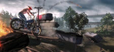 'Urban Trial Freestyle Racing', primer tráiler con gameplay del 'Trials HD' de PS3