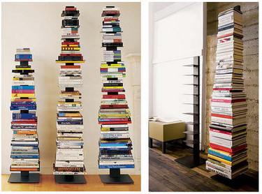 Cambia el sentido de tus librerías