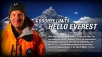 Un Motorola Z8 en la cima del Everest