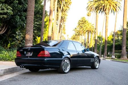 ¡Adjudicado! El Mercedes-Benz S600 Lorinser de Michael Jordan se ha vendido en eBay por 202.200 dólares
