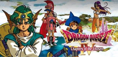 Dragon Quest IV llega a Android