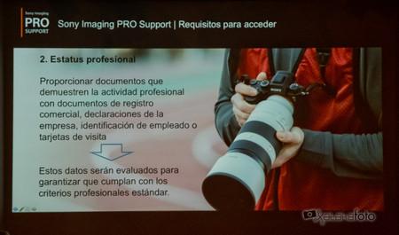 """Sony Imaging Pro Support, un paso más de Sony para convencer a los fotógrafos profesionales con un servicio técnico """"a la altura"""""""