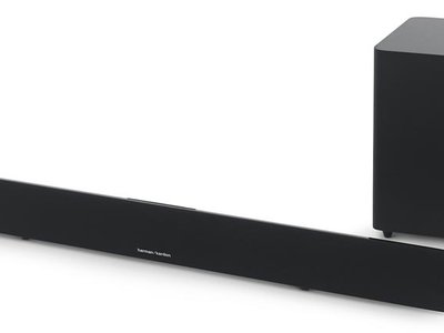 La nueva barra de sonido  SB20 de Harman Kardon promete mantener el volumen siempre al mismo nivel cuando vemos la tele