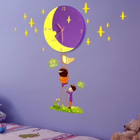 Decorar y enseñar jugando: dos características que se pueden dar la mano en una habitación infantil