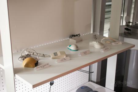 Logitech Lausanne, visita a sus laboratorios