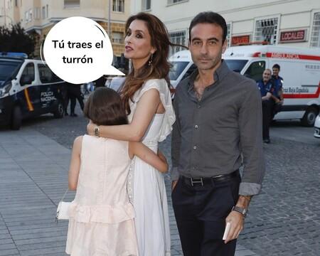 El motivo por el que Paloma Cuevas y Enrique Ponce pasarán juntos la Nochebuena