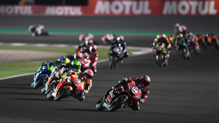 Confinamiento y toque de queda: Una burbuja espera al paddock de MotoGP para el estreno del mundial en Catar