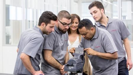 Programa de integración de Porsche