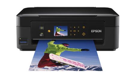 Epson lanza su nueva gama de impresoras Expression Home