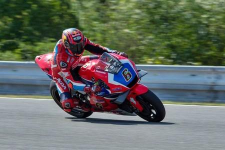 Stefan Bradl Honda 3