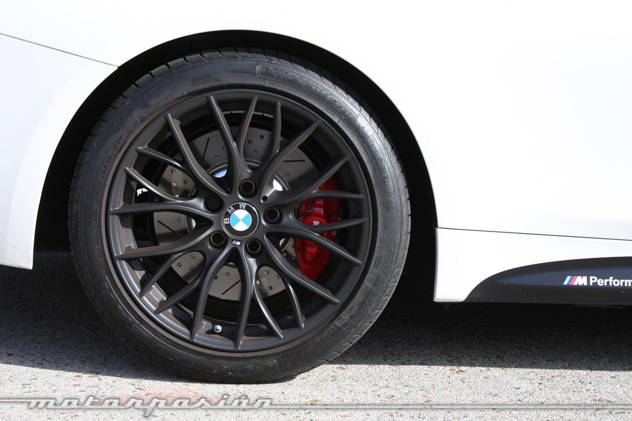 Foto de BMW 435i Coupé - Accesorios M Performance (20/26)