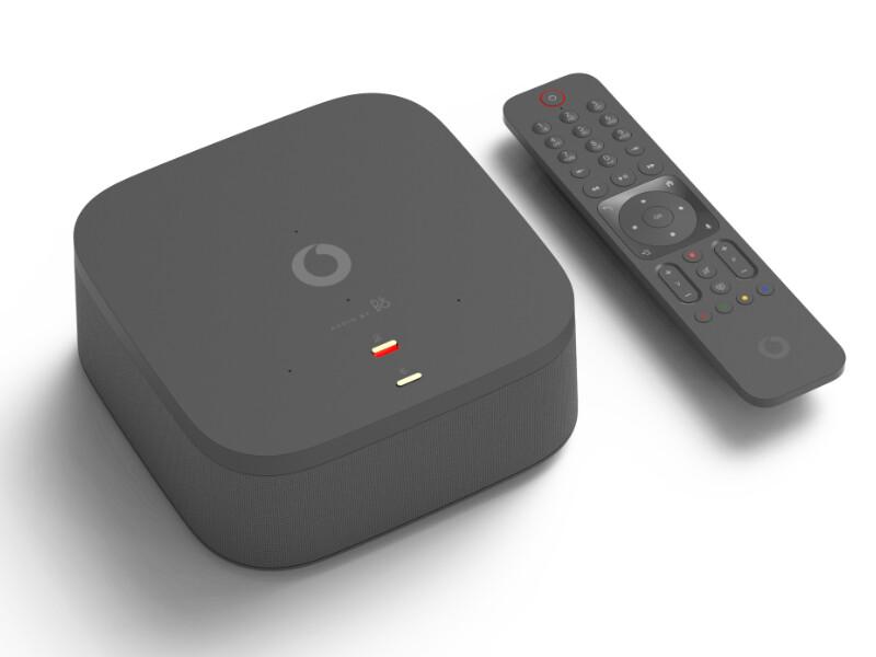 Vodafone TV 4K Pro: el nuevo deco de Vodafone tiene sonido Dolby Atmos y soporta imagen en 4K HDR