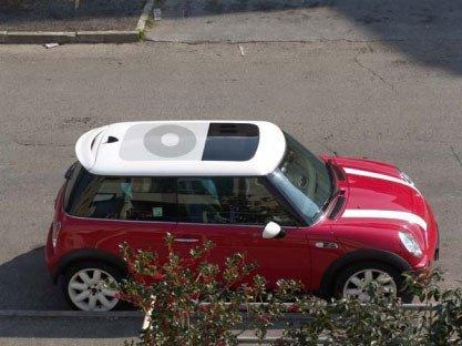 ¿Mini con iPod?