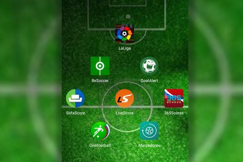 7 apps alternativas para seguir los resultados de La Liga sin que te espíen, para Android y iOS